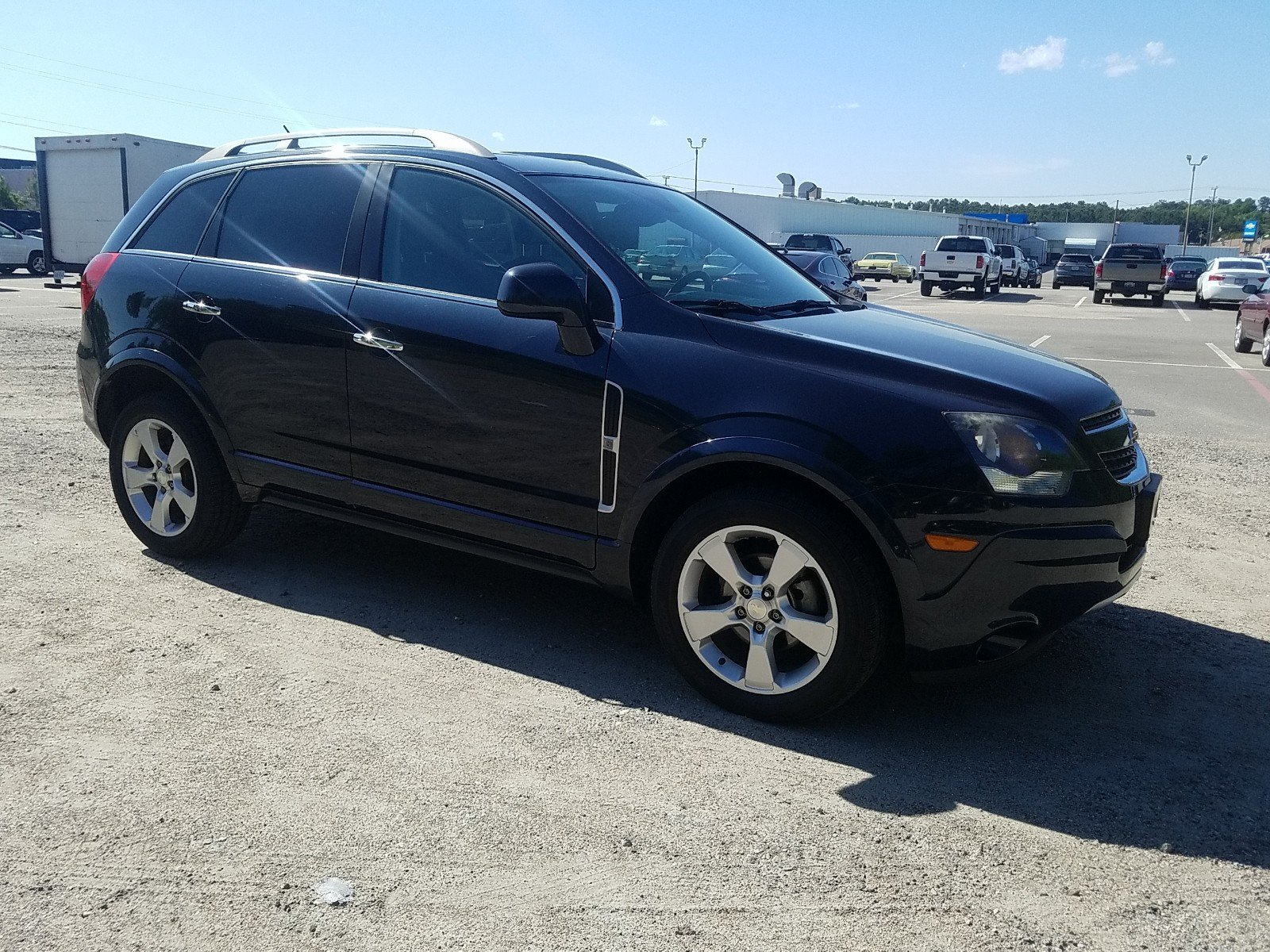 Pre-Owned 2015 Chevrolet Captiva Sport Fleet LTZ