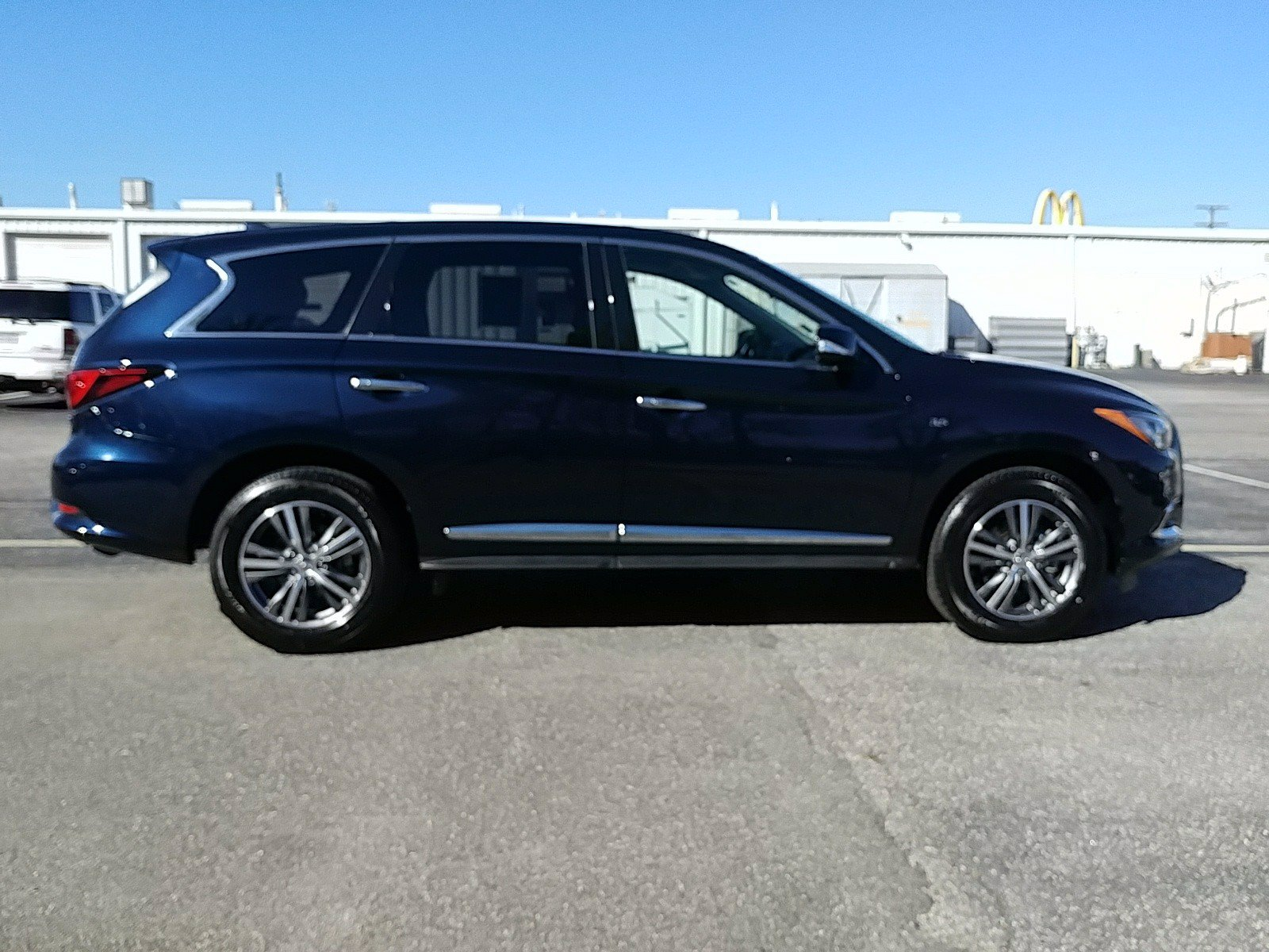 Pre-Owned 2020 INFINITI QX60 PURE